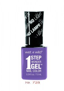 1 Step WonderGel Nail Color  728