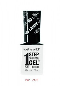 1 Step WonderGel Nail Color 701
