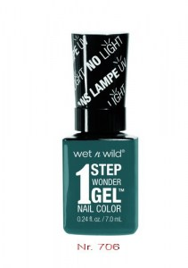1 Step WonderGel Nail Color 706