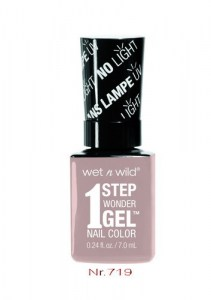 1 Step WonderGel Nail Color 719