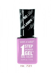 1 Step WonderGel Nail Color 721