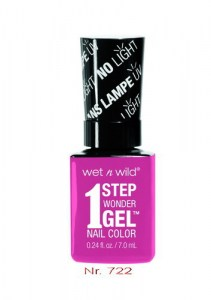 1 Step WonderGel Nail Color 722