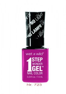 1 Step WonderGel Nail Color 723