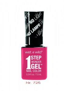 1 Step WonderGel Nail Color 725