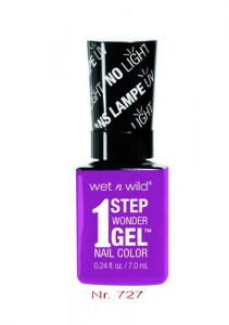 1 Step WonderGel Nail Color 727