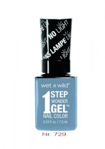 1 Step WonderGel Nail Color 729