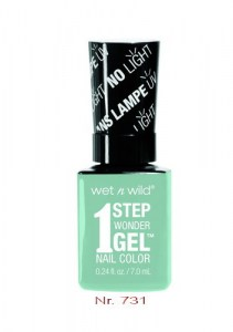 1 Step WonderGel Nail Color 731