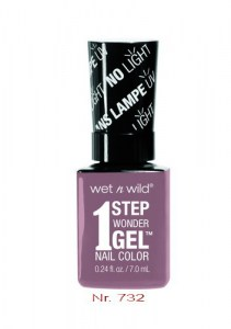 1 Step WonderGel Nail Color 732
