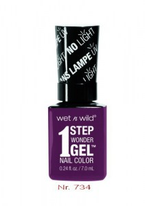 1 Step WonderGel Nail Color 734