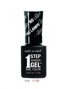 1 Step WonderGel Nail Color 735