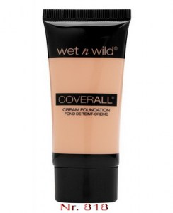 COVERALL® CREAM FOUNDATION 818
